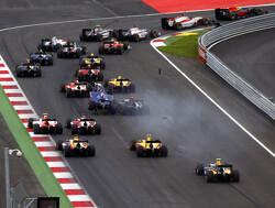 Gasly pakt eerste overwinning in GP2