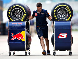 Selected tyre sets per driver for Hungary 2016