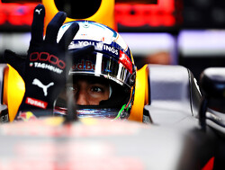 Ricciardo on the eve of his 100th F1 race