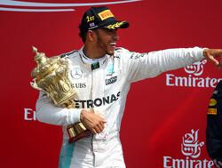 Rapport Hongarije 2016: Hamilton duidelijk de sterkste bij Mercedes