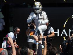 Lewis Hamilton wins a record fifth Hungarian Grand Prix