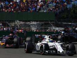 Ook Felipe Massa en Rio Haryanto slachtoffer van wisselende omstandigheden Hungaroring
