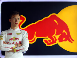 """Pierre Gasly: """"I didn't expect to be on the podium"""""""