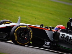 Mazepin en Auer namens Force India bij in-season test