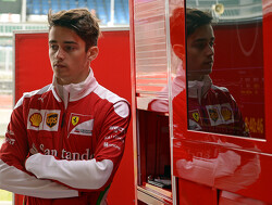 Leclerc confident that he is ready for Formula 1