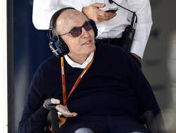 Frank Williams viert vandaag zijn 76ste verjaardag