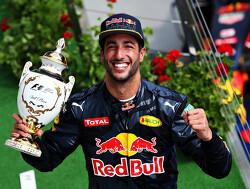 Daniel Ricciardo viert vandaag zijn 28ste verjaardag