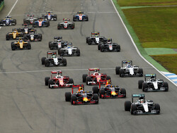 Overview of penalty points after the German Grand Prix