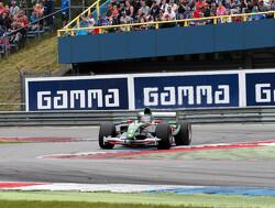 Doornbos verzorgt demo-ritjes tijdens Gamma Racing Days