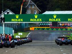 Uit de oude doos: De start van de Grand Prix van België 2016