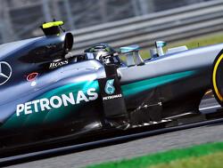 Nico Rosberg heads Hamilton in opening practice