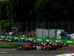 Ghiotto wint sprintrace, Gasly loopt in op Giovinazzi