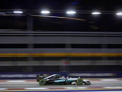 Mercedes hit historic milestone in Singapore