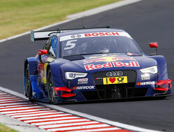 Rene Rast keen for more DTM outings