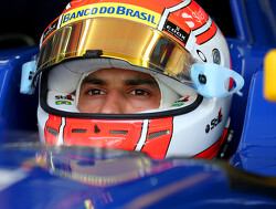 Felipe Nasr feels he's earned his place at Sauber