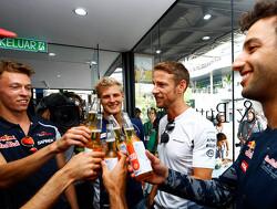 Jenson Button viert vandaag zijn 38ste verjaardag