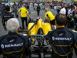 Second Renault driver decision imminent