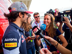 Carlos Sainz surprised by qualifying result