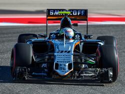 Force India reserveert vrije training voor Celis
