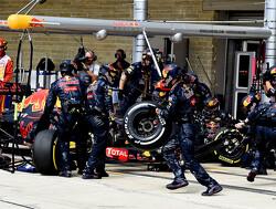 Austin 2016 meest beschamende moment voor Max Verstappen