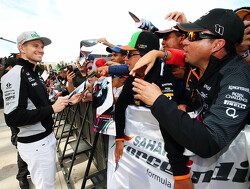 "Nico Hulkenberg: ""Positive events can give you a small boost"""