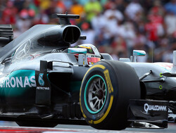 Lewis Hamilton continues to set the pace in Brazil