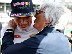 Ecclestone: Champions won't want Verstappen as teammate