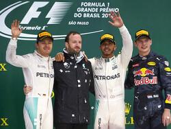"""Ross Brawn: """"Mercedes zou ook in 2017 dominant kunnen zijn"""""""