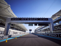 Tyre selections for Abu Dhabi  Grand Prix