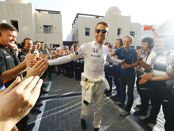 No regrets for Button over retirement