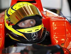 Nigel Melker test deze week voor P1 Motorsport