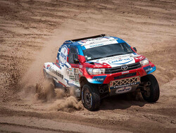 Erik van Loon in 2019 terug in de Dakar Rally