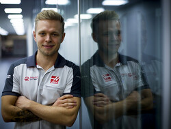"""Magnussen happy to be working with """"experienced teammate"""""""
