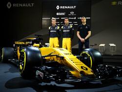 "Nico Hulkenberg hails ""sexy"" Renault"