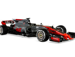 Haas launch the VF17