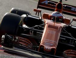 Vandoorne, Turvey testen in Bahrein voor McLaren