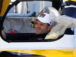 Ziekenhuisopname Barrichello was vanwege een tumor