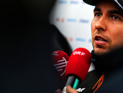 Sergio Perez would not give up F1 seat over 'fitness'