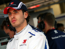 Antonio Giovinazzi not giving up after Sauber snub
