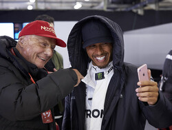 Lauda 'determined' to be at Abu Dhabi Grand Prix