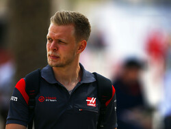 Magnussen sitting out sessions due to contract