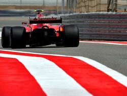 Testupdate: Zand in de machine bij Ferrari en Vettel