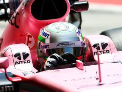 Force India reserveert vrije trainingen voor Celis