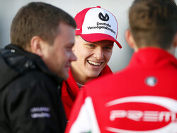 Schumacher secures Prema seat