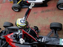 Eriksson wins feisty Race 1 at Pau