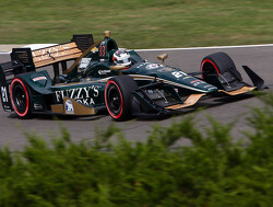 Line-up Andretti Autosport rond met Veach