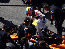 Hoogste topsnelheid voor Fernando Alonso tijdens vrije training Indy 500
