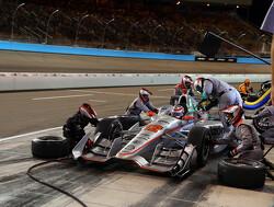 Will Power sluit trainingsdag Indianapolis Road Course als snelste af