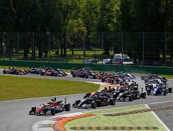 Günther wint Pau Grand Prix, Norris crasht