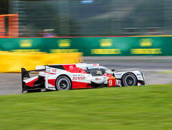 Anthony Davidson on the Toyota TS050 Hybrid